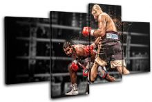 Boxing David Haye Sports - 13-1919(00B)-MP04-LO